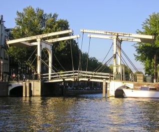 Amsterdam boat rental Boaty eastern city center canals