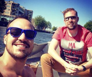 Amsterdam rent a boat Boaty rates
