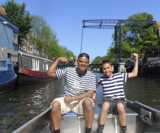 Boaty Amsterdam rent a boat FAQs