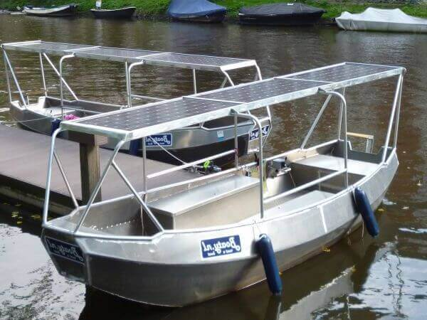 Sloep Bootje Huren Amsterdam Boaty Fluisterboot
