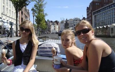 Amsterdam Grachtentour Boaty Elektroboot