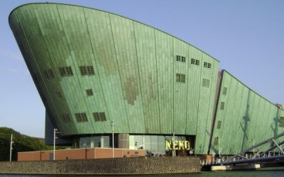 Amsterdam Nemo bootje huren Boaty