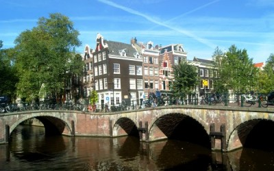 Amsterdam canals boat tour Boaty rent a boat