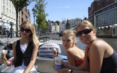 Boaty rent a boat Amsterdam city center canal tour