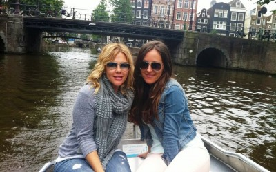 Grachtentour Amsterdam mit Boaty Bootsverleih