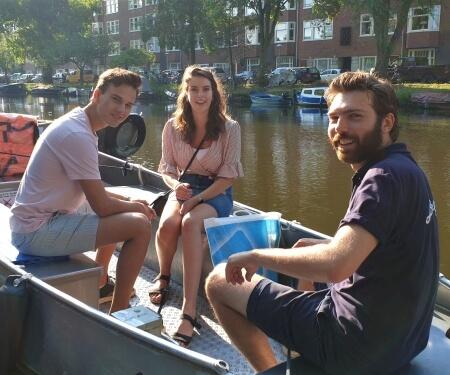 Bootje varen Amsterdam met persoonlijke service en goede reviews