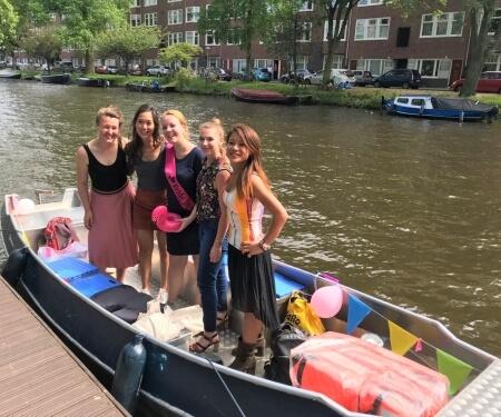 Boot huren Amsterdam bij Boaty Bootverhuur