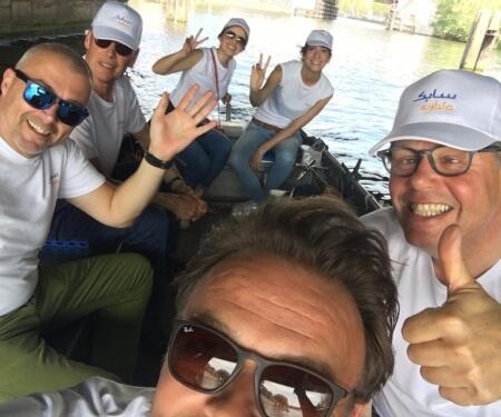 Sloep huren Amsterdam bij Boaty Bootverhuur