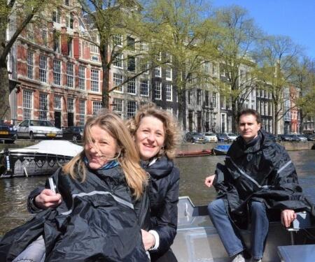 Vaarroute Amsterdam mooiste grachten
