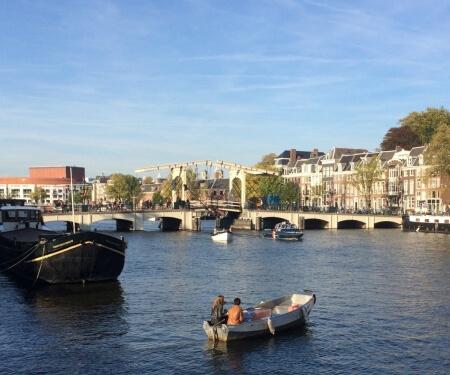 Vaarroutes Boaty Amsterdam