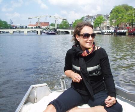 Sloepje varen Amsterdamse grachten met Boaty