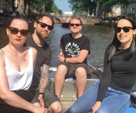 Bootje huren Amsterdam bij Sloepverhuur Boaty