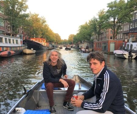 Bootverhuur Amsterdam goedkoop Boaty