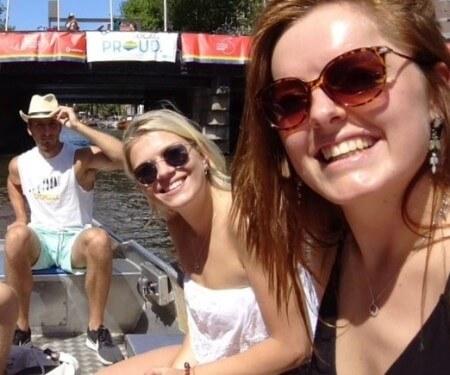 Goedkoop boot huren in Amsterdam
