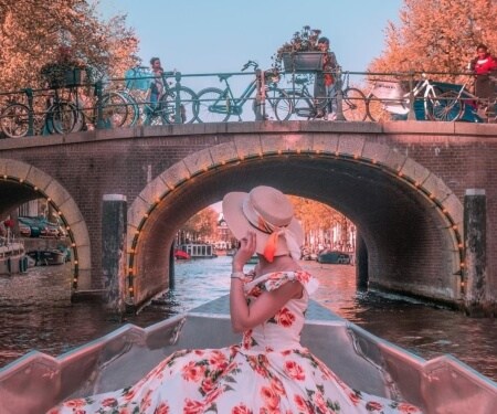 Gratis boothuur Amsterdam winnen Boaty fotowedstrijd