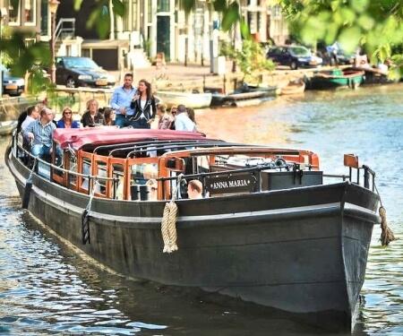 Boot Huren Amsterdam borrelboot dinerboot