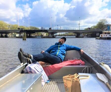 Quarantaine Vaartocht Amsterdam