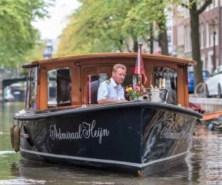 Salonboot Huren Vaartocht Amsterdam