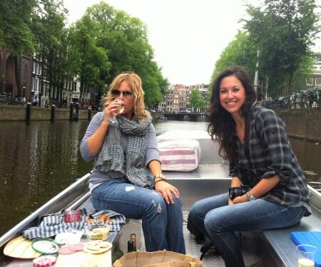 bootje huren Amsterdam 2 personen